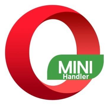 Opera Mini Handler